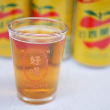蘋果西打(アップルサイダー):台湾の国民的炭酸飲料
